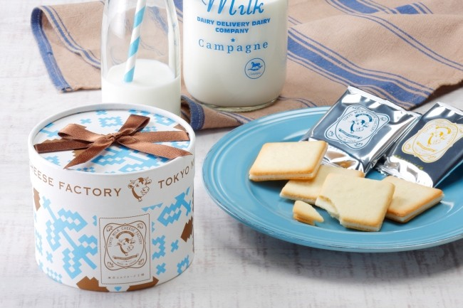 東京牛奶起司工場餅乾