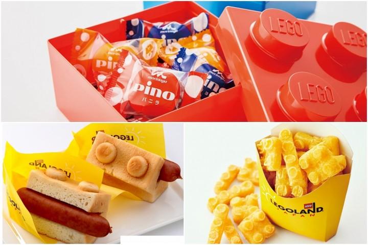 Lego Bricks Food Box 12 X Food Box
