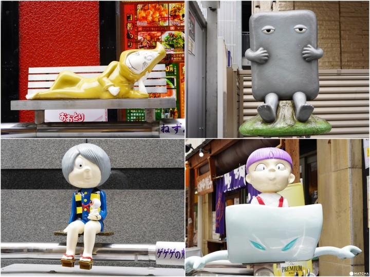 調布站:天神通商店街
