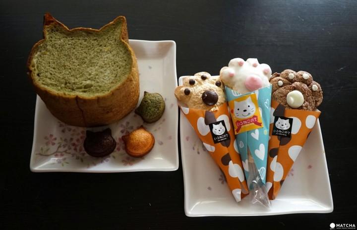 Osaka's Cutest Bread - Blue Jean Bakery At Hotel Hankyu