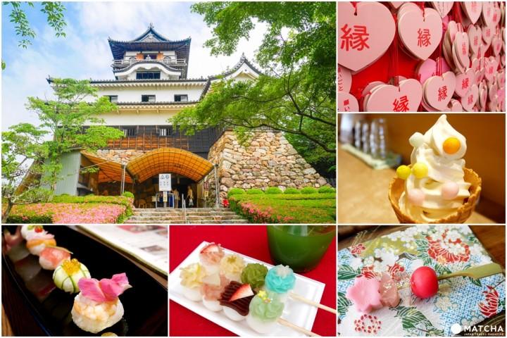 【나고야·이누야마 성】센트레아 출발~ 약 3,000엔으로 조카마치의 맛집 탐방!