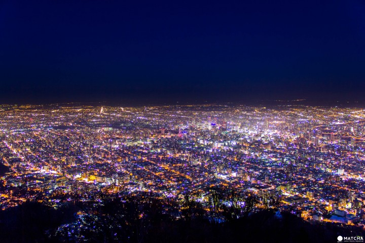 Mt. Moiwa, Sapporo - A Stunning, Must-See Night View