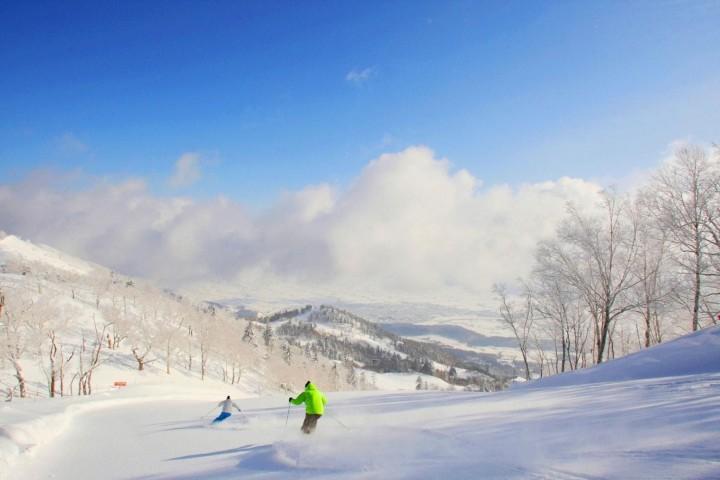 富良野スキーリゾート