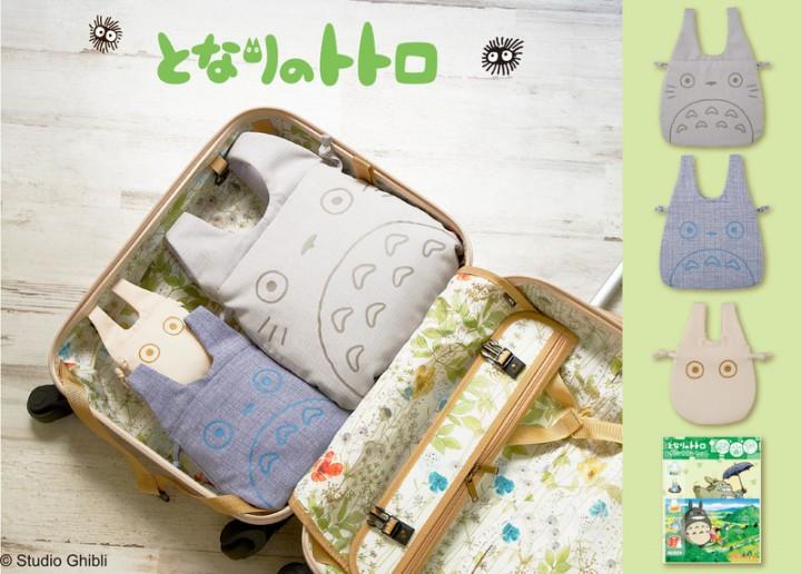 日本邮局限定销售!超萌龙猫陪你旅行过生活