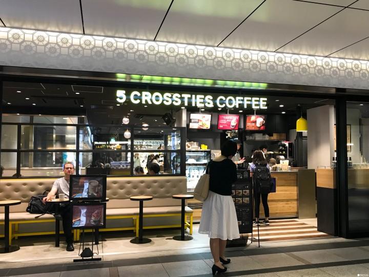 東京車站咖啡早餐