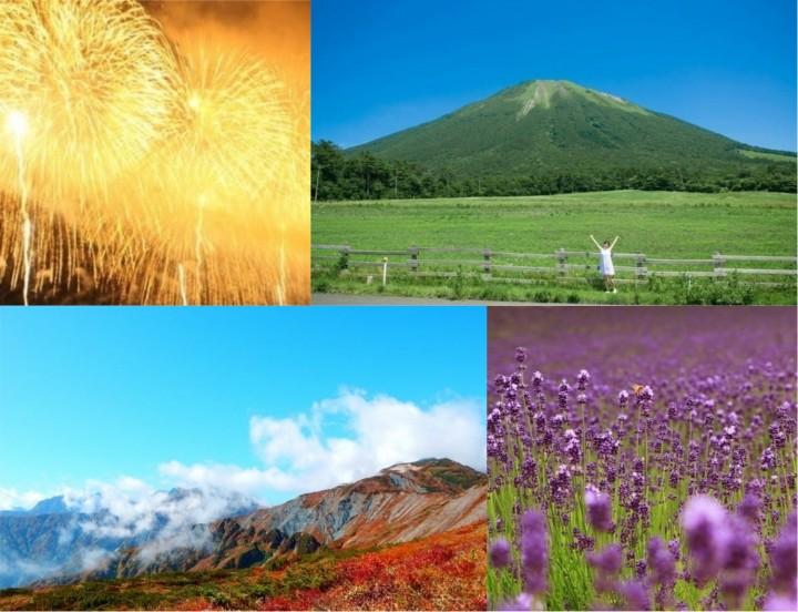享受祭祀慶典、絕景、美食!夏天也很涼爽的日本避暑觀光地7選