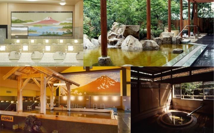 在东京观光就来这儿!东京都内和近郊温泉入浴设施10选