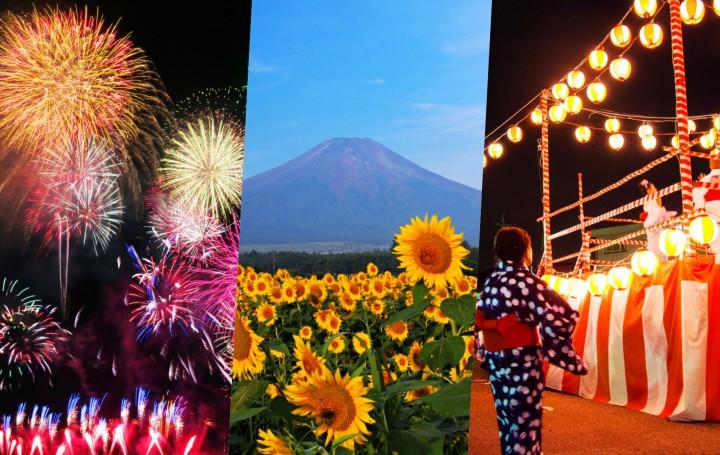 ญี่ปุ่นหน้าร้อน มีอะไรให้ทำเยอะกว่าที่คิด มาแล้วจะติดใจ