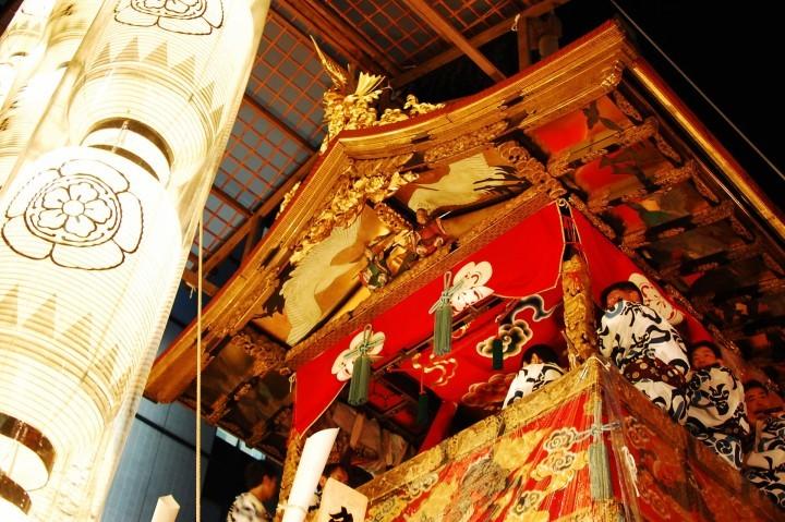 เทศกาลกิอง (Gion Festival) หนึ่งในสามเทศกาลยิ่งใหญ่แห่งเกียวโต (Kyoto)