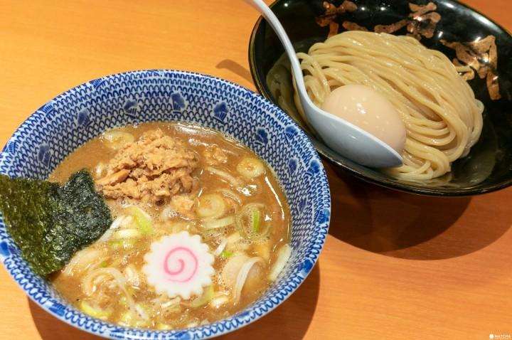 六厘舍沾麵東京車站早餐