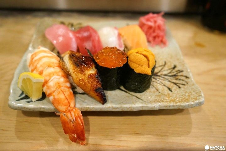 5 Osaka Sushi Restaurants For Every Budget