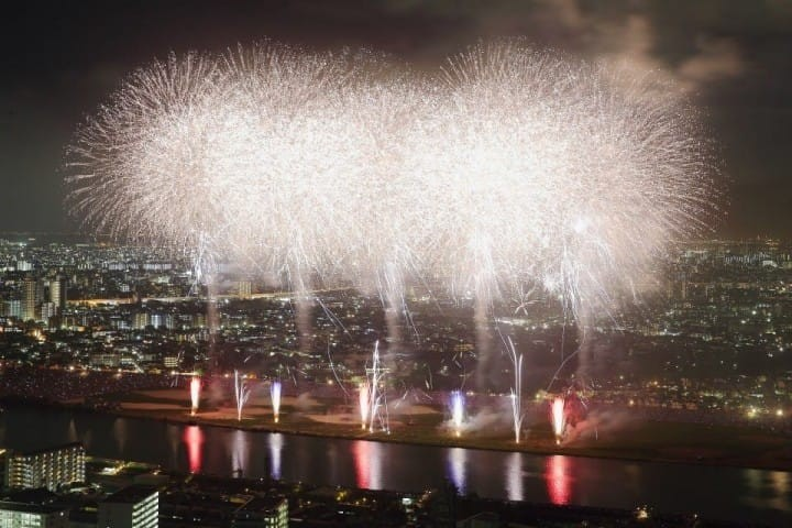 7 Fabulous Firework Displays In Tokyo And Eastern Japan - 2018 Edition