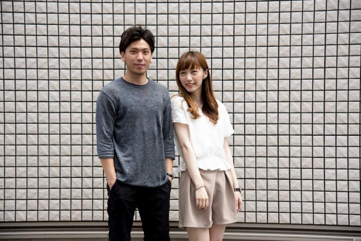 京阪神8月天氣與服裝:合照