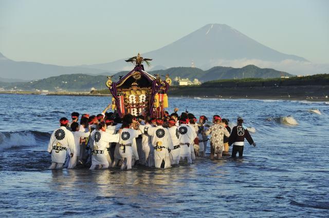 The Hamaori Matsuri In Chigasaki, Kanagawa - Visit The Famous Dawn Festival