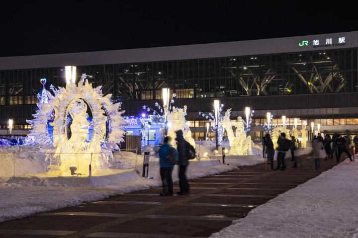 Rekomendasi 7 Spot yang Wajib Dikunjungi di Asahikawa, Hokkaido