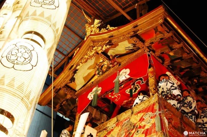 """整個街頭都是舞台!日本三大祭典之一 """"祗園祭"""""""