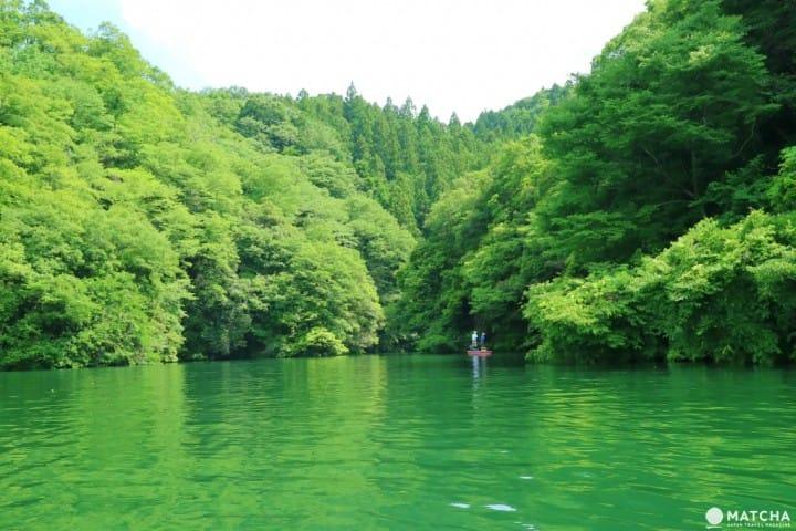 『神奈川』日本阿公阿嬷的青春回忆地!美景无限好的相模湖