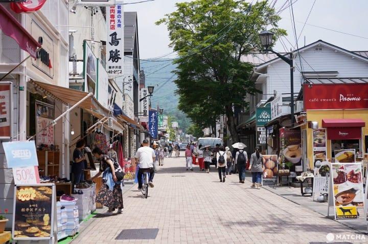 知道這5點讓「輕井澤」旅行更美好