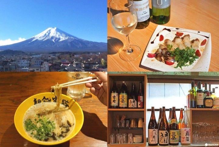 Barhopping And Ramen By Mt. Fuji - Explore Shinsekai Kanpai Street