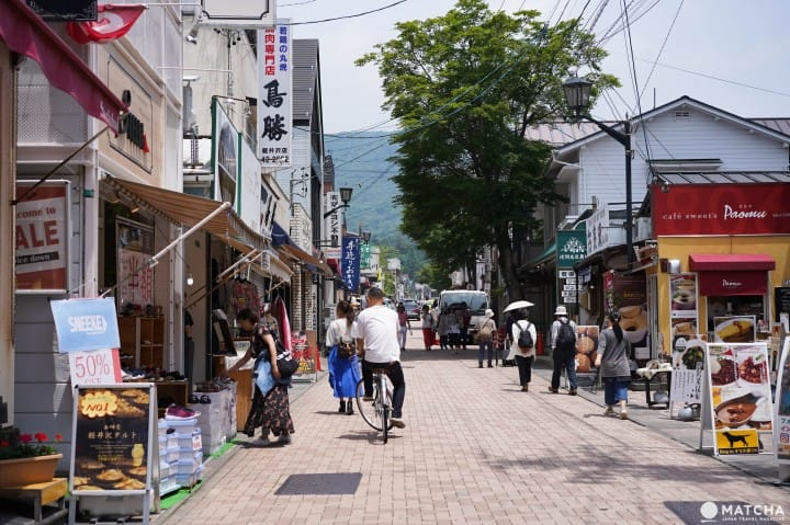 5 Tips For Karuizawa, Nagano -  Weather, Bicycle Rental, And Trip Planning