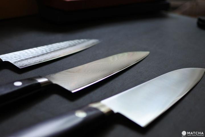 釜淺商店 刀