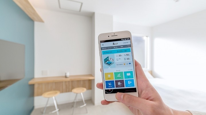 &AND HOSTEL AKIHABARA – High-Tech Lodging With The Internet Of Things
