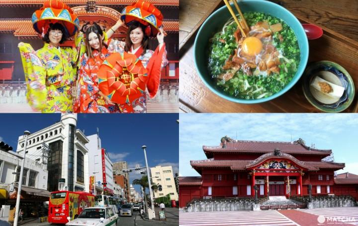 【沖繩】 去看海還是文青朝聖或購物狂都要看!那霸景點推薦10選