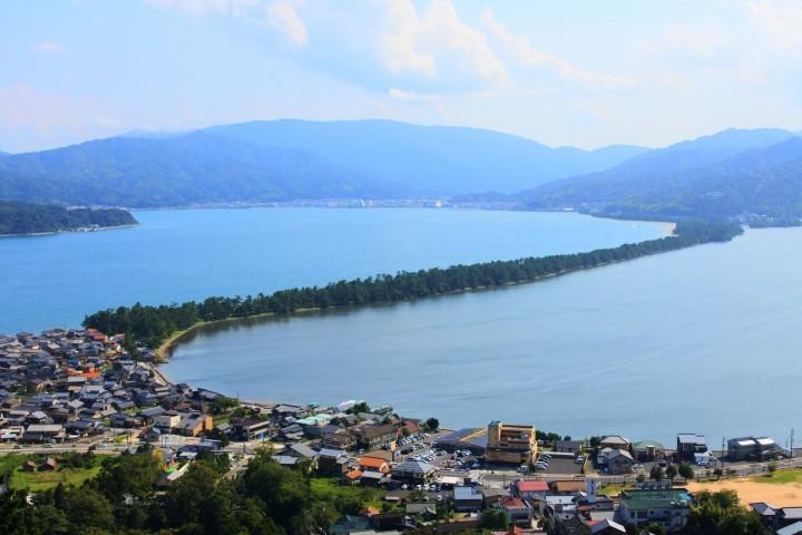 从京都,大阪出发,日本三景「天桥立」小旅行!