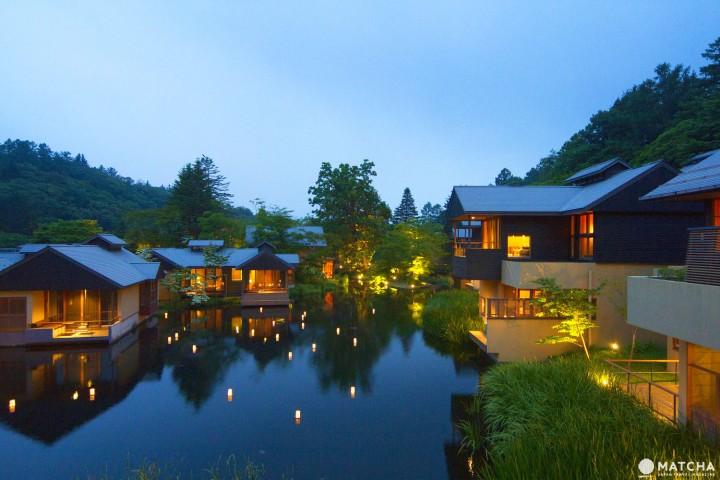 พักผ่อนรีเซ็ทกายใจกับธรรมชาติกว้างใหญ่ในที่พัก HOSHINOYA Karuizawa