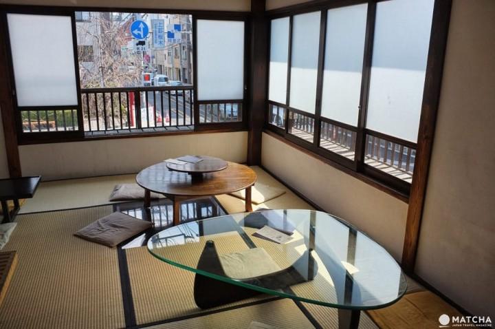 カヤバ咖啡 二樓