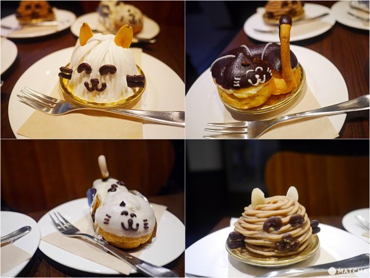 咖啡貓衛門貓咪蛋糕