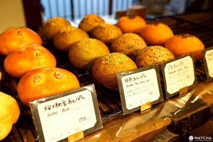 上野櫻木Atari麵包店