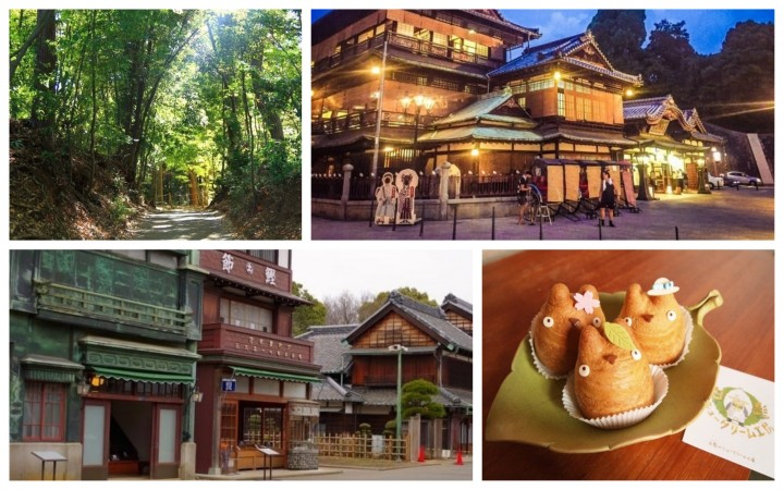 15 Studio Ghibli Related Places to Visit While in Japan