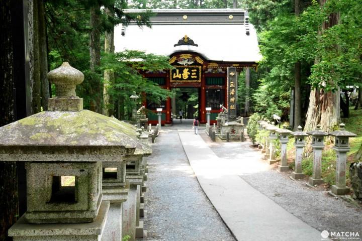 体验秩父的历史人文之美:秩父三社、日本钱币发源地巡礼