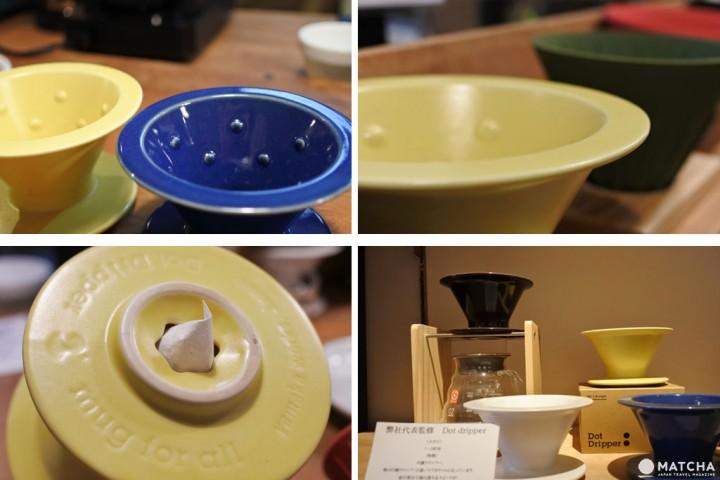 手沖咖啡hand drip coffee 濾杯 日本製