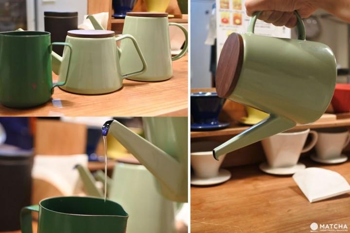 手沖咖啡壺 日本
