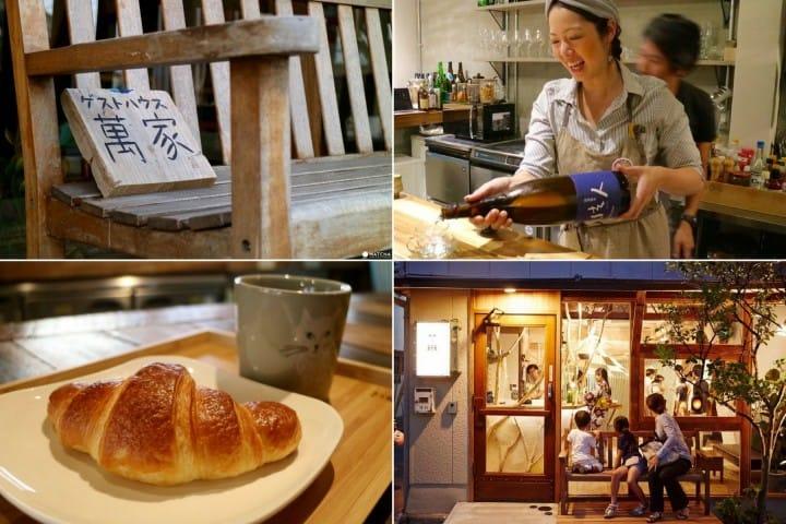 Gợi ý 6 nhà trọ - guesthouse ở các địa điểm du lịch Kansai: Osaka, Kyoto, Kobe 〜