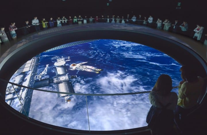 TeNQ Space Museum - Have Fun Exploring Space At Tokyo Dome City!