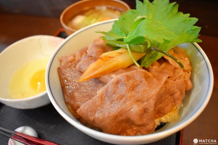 Indulge In Kobe Beef With Exquisite Gyudon At Hiroshige