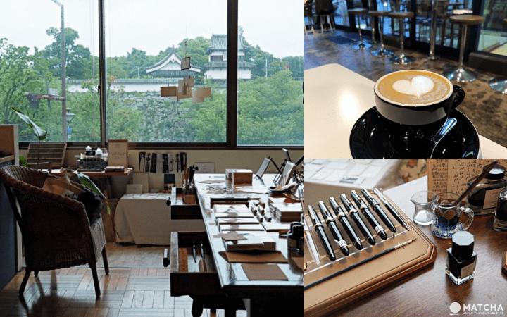 『福冈』雨天更有气氛的清新咖啡杂货散策