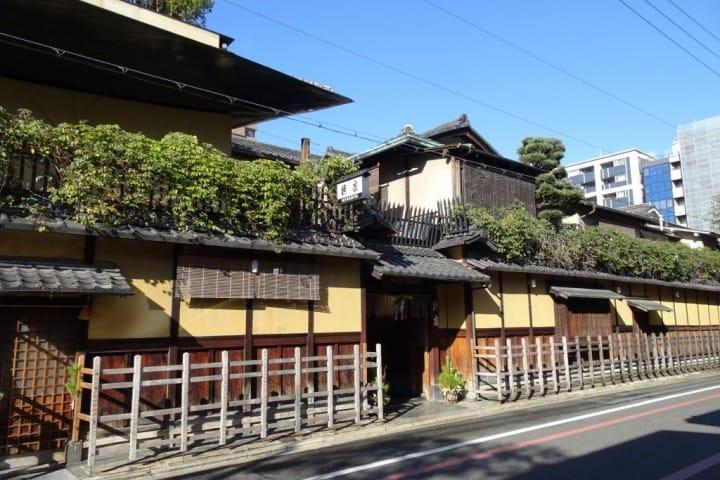新旧空间完美并存,柊家旅馆的京都精神