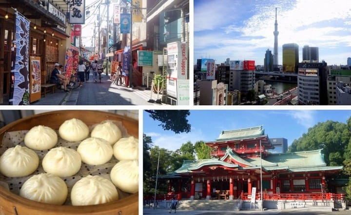 Exploring Old Downtown Tokyo By Bus With The Convenient Toei One-Day Pass