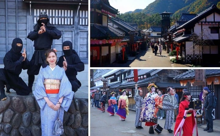 EDO WONDERLAND - Have Fun Exploring The Roots Of Japanese Culture