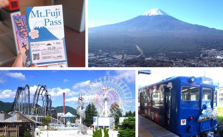 Amazing Views Of Mount Fuji! An Exciting Day Trip To Kawaguchiko