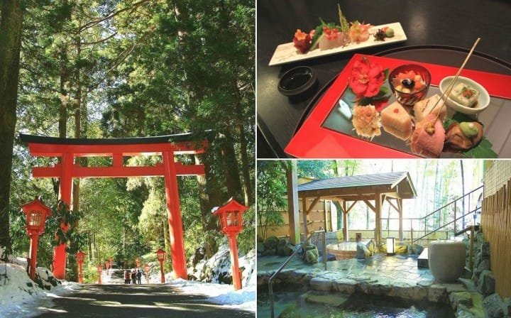 Enjoy The Onsen Heaven Of Hakone At An Excellent Ryokan!