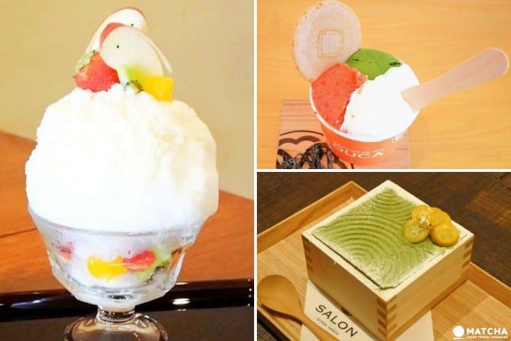 在东京的清凉消暑!?冰品10选你值得拥有