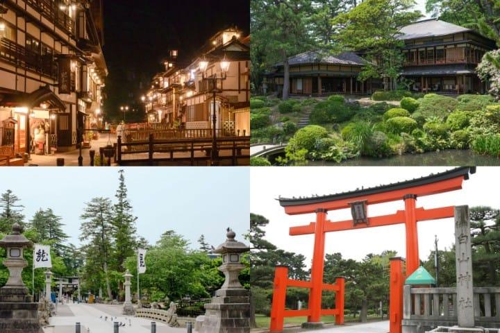 山形・新潟のレトロな観光スポット5選—時空を超えた旅行に出かけよう!