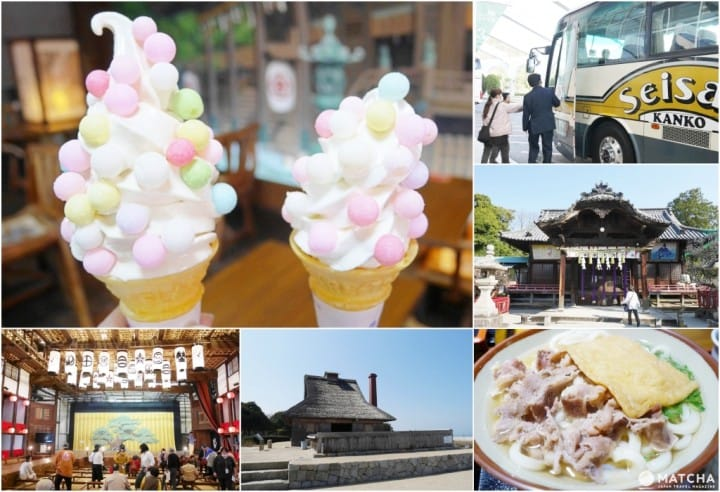 Travel Luggage-Free! Reoma Resort's Amazing One-Day Bus Tour In Kagawa