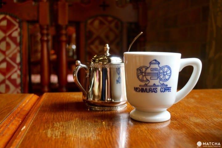 神戸観光で外せない!時代を超えて愛される「神戸にしむら珈琲店」の魅力