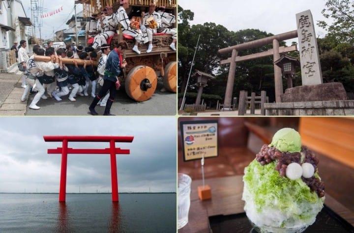 祇園祭不只在京都!東京近郊潮來、鹿島一日輕旅行